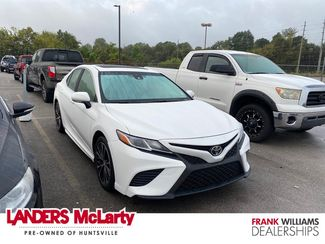 2018 Toyota Camry SE | Huntsville, Alabama | Landers Mclarty DCJ & Subaru in  Alabama