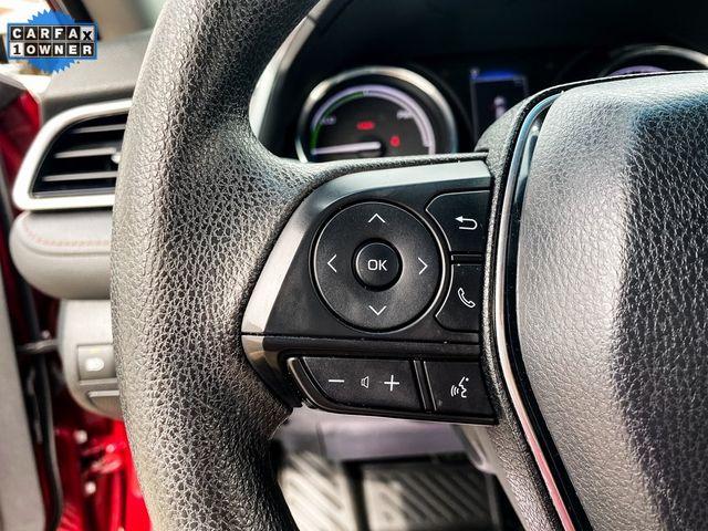 2018 Toyota Camry Hybrid LE Madison, NC 24