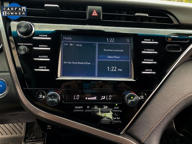 2018 Toyota Camry Hybrid LE Madison, NC 29