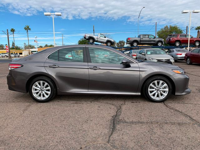 2018 Toyota Camry LE FULL MANUFACTURER WARRANTY Mesa, Arizona 5