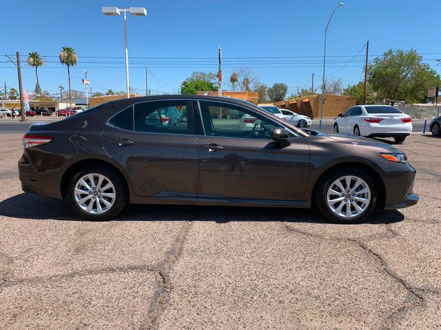 2018 Toyota Camry LE FULL MANUFACTURER WARRANTY Mesa, Arizona 5