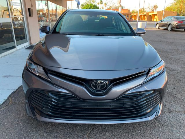 2018 Toyota Camry LE FULL MANUFACTURER WARRANTY Mesa, Arizona 7