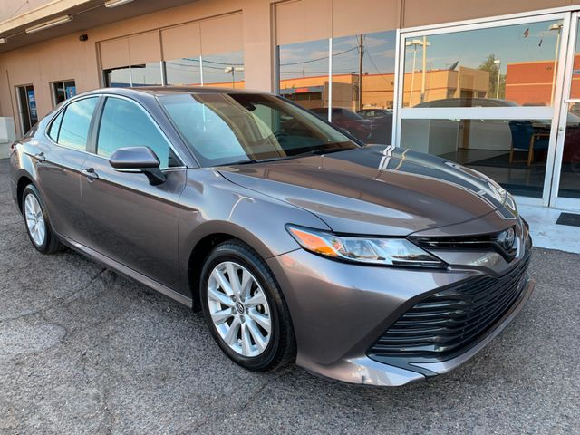 2018 Toyota Camry LE FULL MANUFACTURER WARRANTY Mesa, Arizona 6