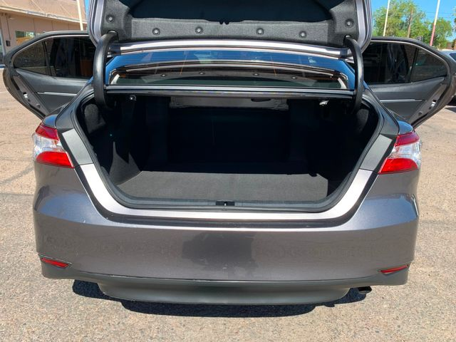 2018 Toyota Camry LE FULL MANUFACTURER WARRANTY Mesa, Arizona 11