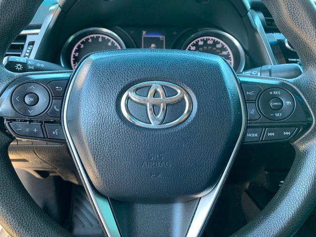 2018 Toyota Camry LE FULL MANUFACTURER WARRANTY Mesa, Arizona 16