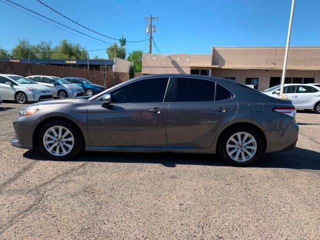 2018 Toyota Camry LE FULL MANUFACTURER WARRANTY Mesa, Arizona 1