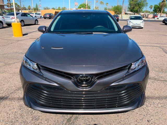 2018 Toyota Camry LE FULL MANUFACTURER WARRANTY Mesa, Arizona 7