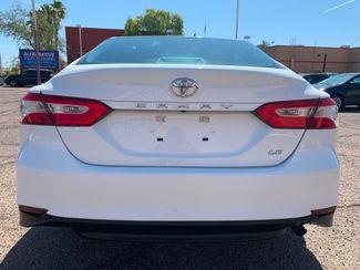 2018 Toyota Camry LE 5 YEAR/60,000 MILE FACTORY POWERTRAIN WARRANTY Mesa, Arizona 3