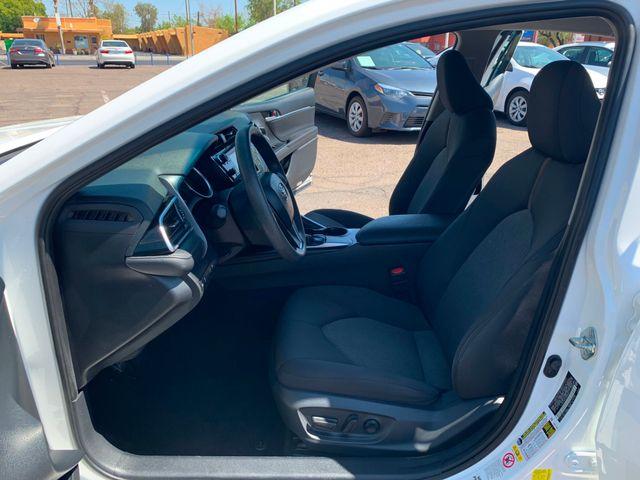 2018 Toyota Camry LE 5 YEAR/60,000 MILE FACTORY POWERTRAIN WARRANTY Mesa, Arizona 9