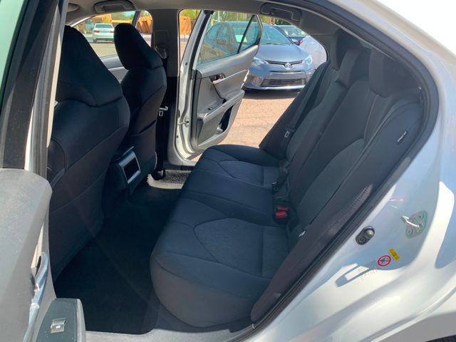 2018 Toyota Camry LE 5 YEAR/60,000 MILE FACTORY POWERTRAIN WARRANTY Mesa, Arizona 10