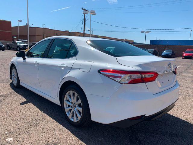 2018 Toyota Camry LE 5 YEAR/60,000 MILE FACTORY POWERTRAIN WARRANTY Mesa, Arizona 2