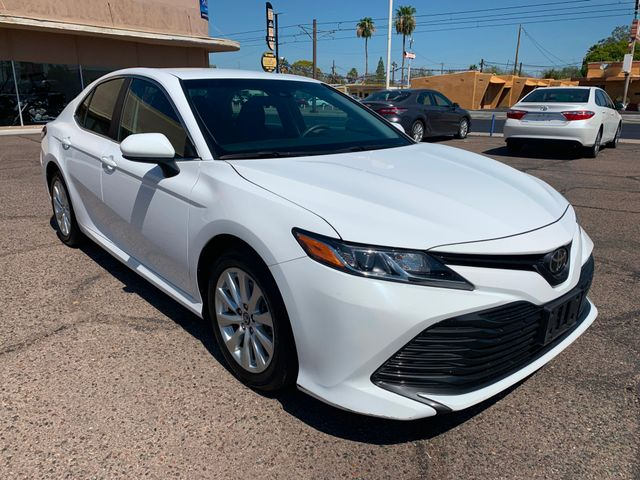 2018 Toyota Camry LE 5 YEAR/60,000 MILE FACTORY POWERTRAIN WARRANTY Mesa, Arizona 6