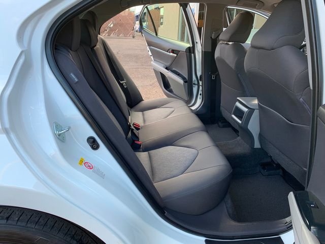 2018 Toyota Camry LE 5 YEAR/60,000 MILE FACTORY POWERTRAIN WARRANTY Mesa, Arizona 13