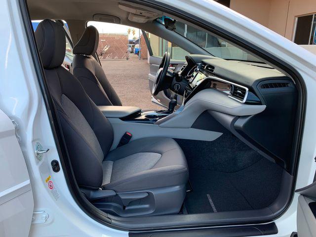 2018 Toyota Camry LE 5 YEAR/60,000 MILE FACTORY POWERTRAIN WARRANTY Mesa, Arizona 14
