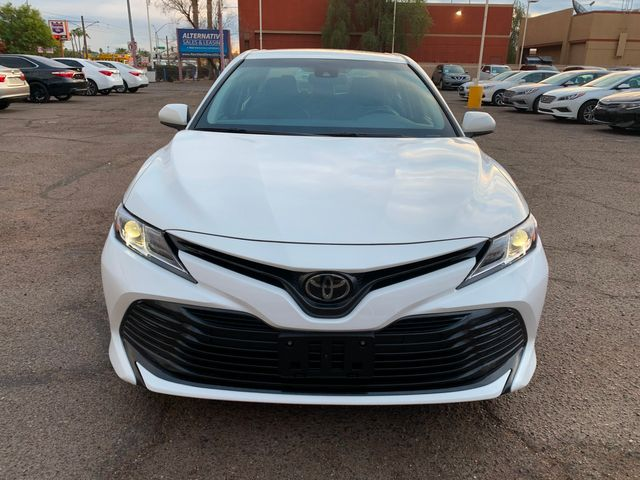 2018 Toyota Camry LE 5 YEAR/60,000 MILE FACTORY POWERTRAIN WARRANTY Mesa, Arizona 7