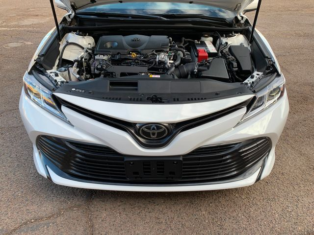 2018 Toyota Camry LE 5 YEAR/60,000 MILE FACTORY POWERTRAIN WARRANTY Mesa, Arizona 8