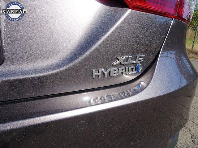 2018 Toyota Camry Hybrid XLE Madison, NC 11