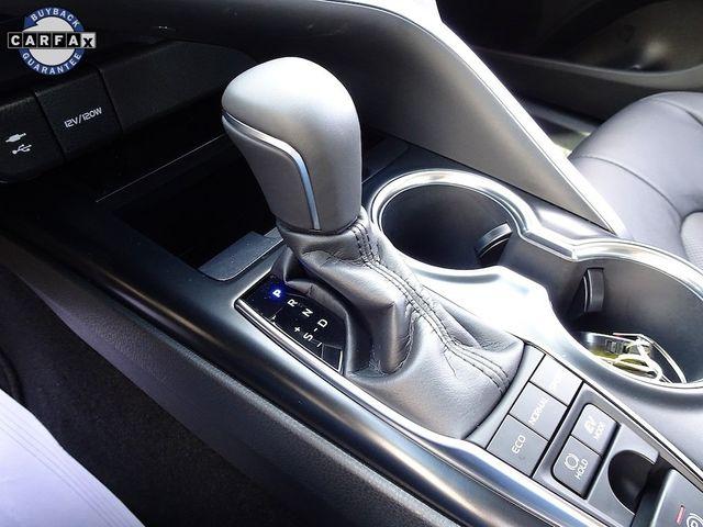 2018 Toyota Camry Hybrid XLE Madison, NC 21