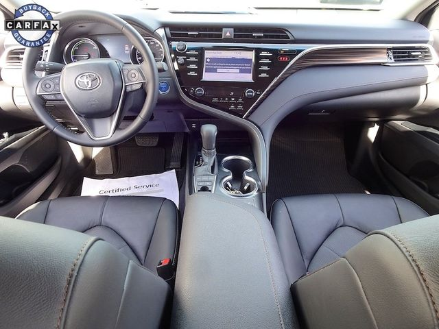 2018 Toyota Camry Hybrid XLE Madison, NC 34