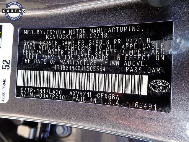 2018 Toyota Camry Hybrid XLE Madison, NC 47