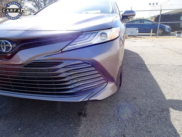 2018 Toyota Camry Hybrid XLE Madison, NC 8