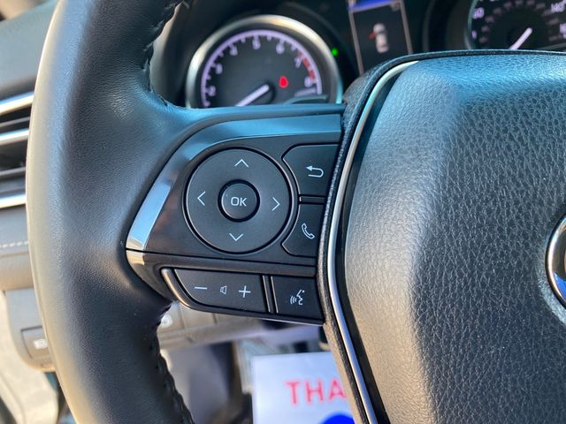 2018 Toyota Camry SE Madison, NC 26