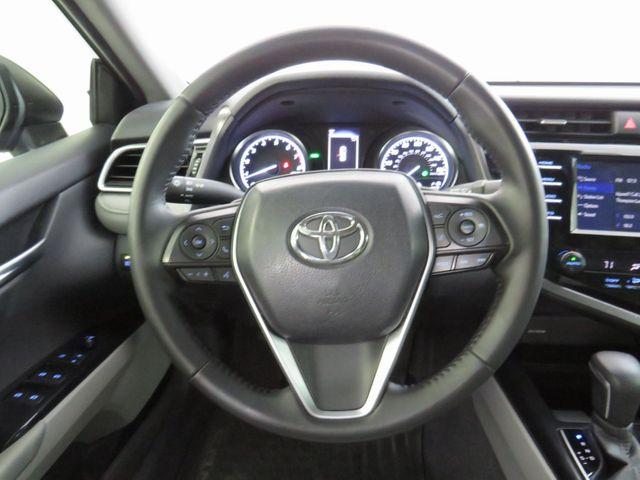 2018 Toyota Camry SE in McKinney, Texas 75070