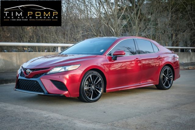 2018 Toyota Camry XSE V6 in Memphis, Tennessee 38115