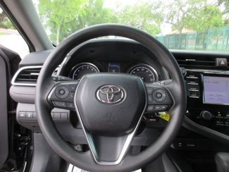 2018 Toyota Camry LE Miami, Florida 16
