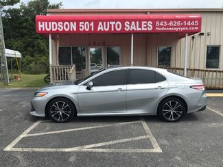 2018 Toyota Camry XLE   Myrtle Beach, South Carolina   Hudson Auto Sales in Myrtle Beach South Carolina