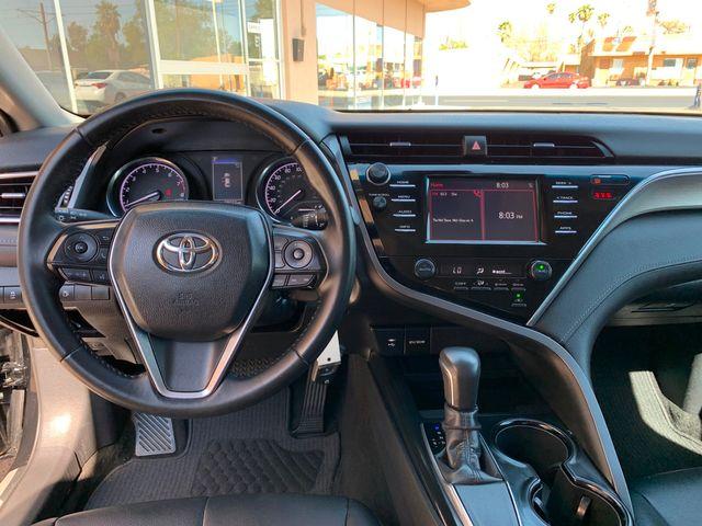 2018 Toyota Camry SE FULL MANUFACTURER WARRANTY Mesa, Arizona 14