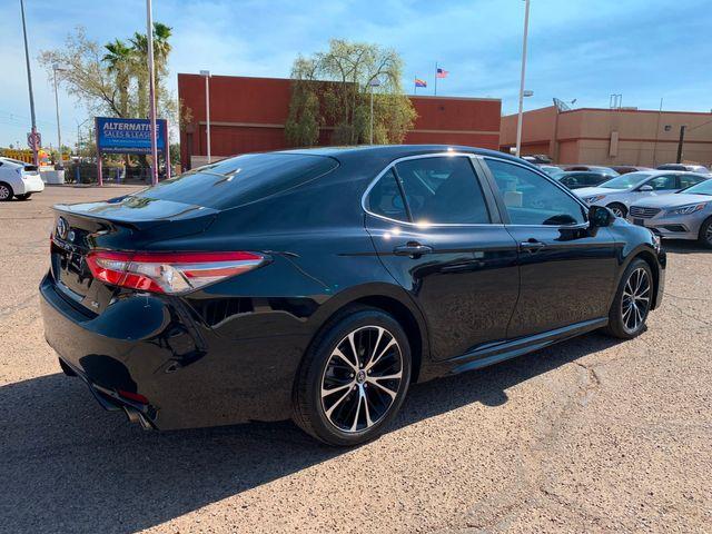 2018 Toyota Camry SE FULL MANUFACTURER WARRANTY Mesa, Arizona 4