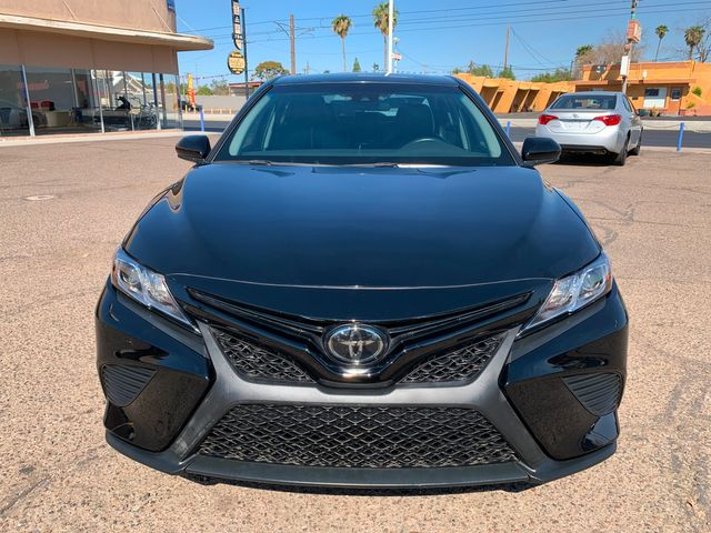 2018 Toyota Camry SE FULL MANUFACTURER WARRANTY Mesa, Arizona 7