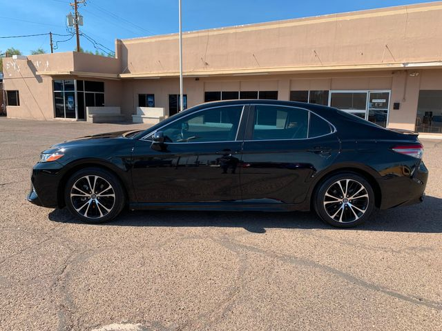 2018 Toyota Camry SE FULL MANUFACTURER WARRANTY Mesa, Arizona 1