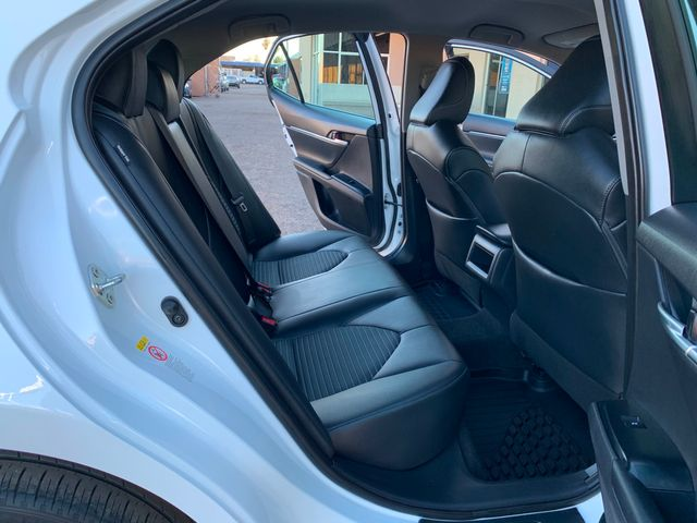 2018 Toyota Camry SE FULL MANUFACTURER WARRANTY Mesa, Arizona 12