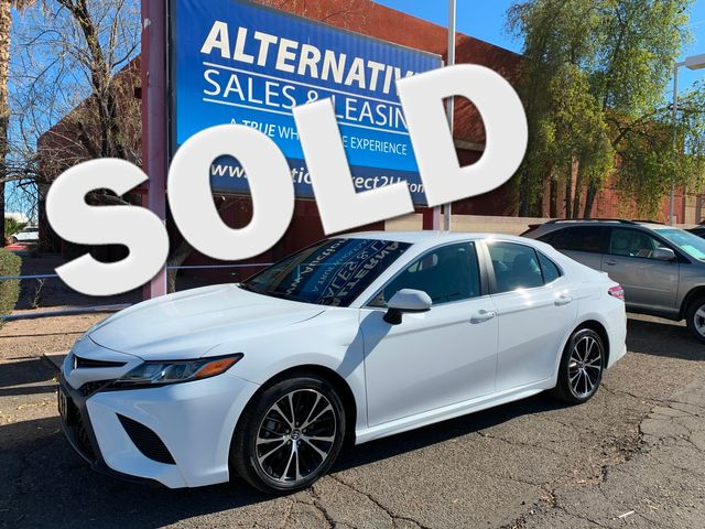2018 Toyota Camry SE FULL MANUFACTURER WARRANTY Mesa, Arizona