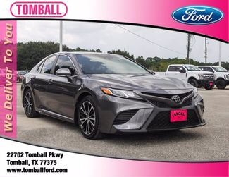 2018 Toyota Camry in Tomball, TX 77375