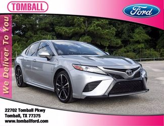 2018 Toyota Camry XSE in Tomball, TX 77375