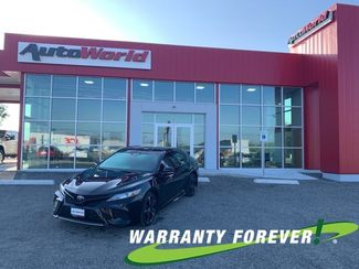 2018 Toyota Camry XSE in Uvalde, TX 78801