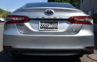 2018 Toyota Camry Hybrid LE Waterbury, Connecticut 4