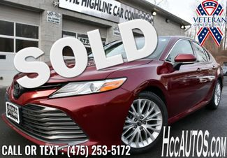 2018 Toyota Camry XLE Waterbury, Connecticut