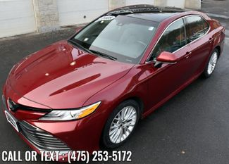 2018 Toyota Camry XLE Waterbury, Connecticut 10