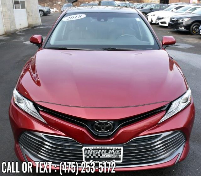 2018 Toyota Camry XLE Waterbury, Connecticut 9