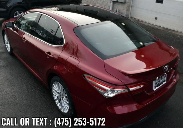 2018 Toyota Camry XLE Waterbury, Connecticut 11