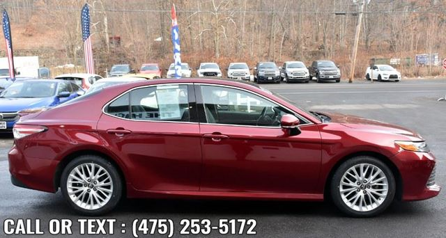 2018 Toyota Camry XLE Waterbury, Connecticut 6