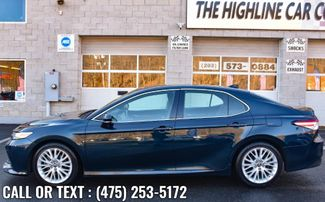 2018 Toyota Camry XLE Waterbury, Connecticut 2