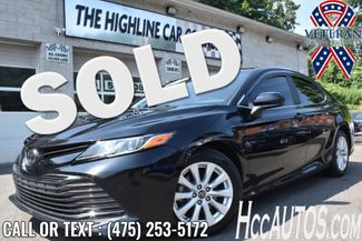 2018 Toyota Camry LE Waterbury, Connecticut