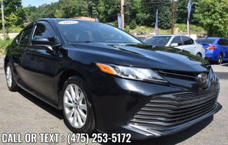 2018 Toyota Camry LE Waterbury, Connecticut 6