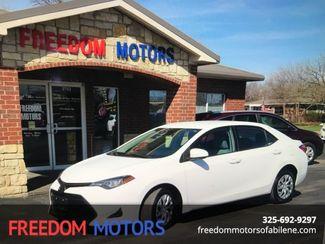 2018 Toyota Corolla LE in Abilene,Tx, Texas 79605
