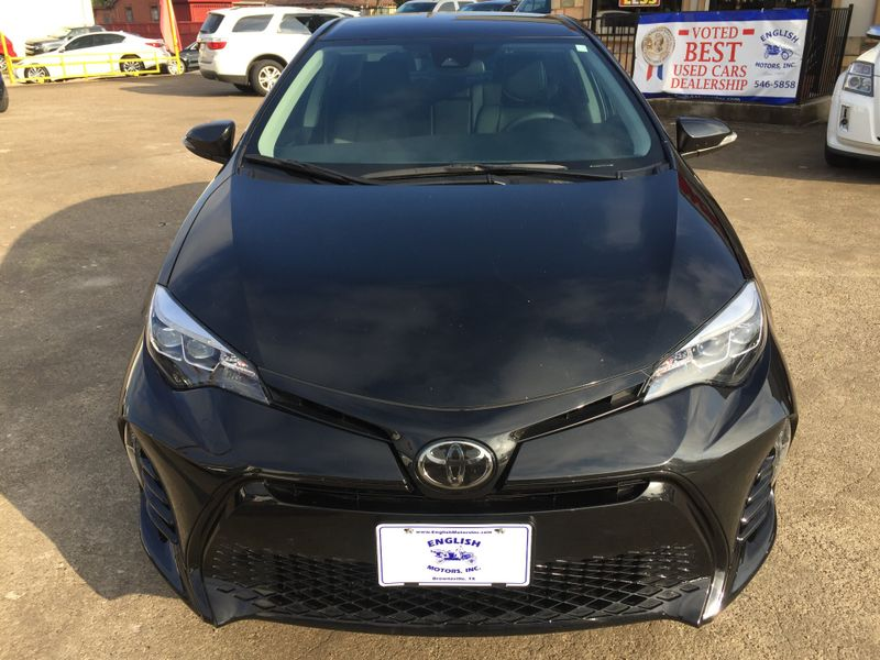 2018 Toyota Corolla SE  Brownsville TX  English Motors  in Brownsville, TX